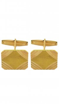 Watchmarket.gr Gold 14 carat cufflinks