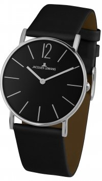 Jacques Lemans Jacques Lemans La Passion black watch 1-2030A