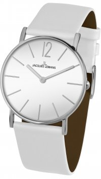 Jacques Lemans Jacques Lemans La Passion white watch 1-2030B