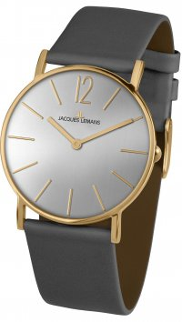 Jacques Lemans Jacques Lemans La Passion grey watch 1-2030E