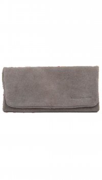 Mario Rossi Mario Rossi grey leather tobacco pouch 2681-08/GREY