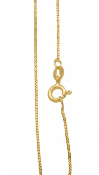 Watchmarket.gr Gold plated silver 925 chain
