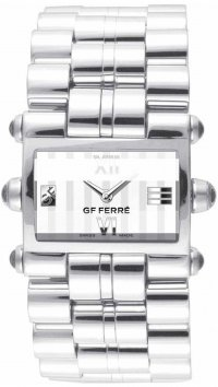 GF Ferre GF Ferre swiss made steel ladies watch GF9004L02M