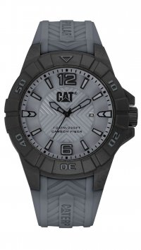 Caterpillar Caterpillar Karbon date grey watch K112125531