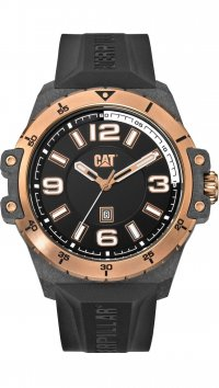 Caterpillar Caterpillar Nomad date black watch KO19121139