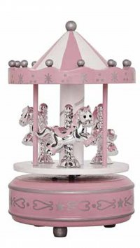 Watchmarket.gr Silver 925 carousel for baby girl
