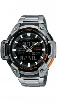 Casio Casio Collection steel watch SGW-450HD-1BER