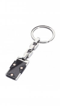 Rosso Amante Rosso Amante steel key holder UPC044WG