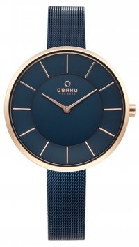 Obaku OBAKU Sand steel ladie's watch V185LXVLML