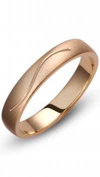 Watchmarket.gr Gold wedding rings 4mm